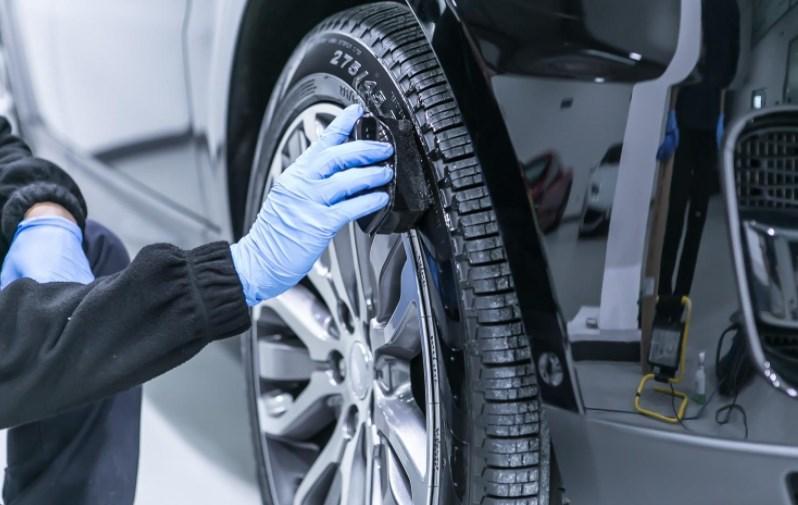 Автомобильные шины — эксплуатация и уход