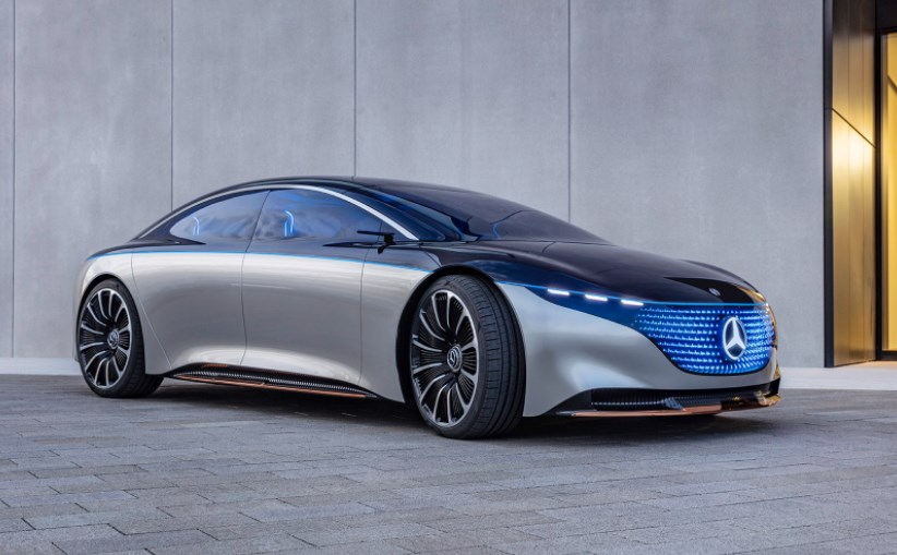 Daimler рассматривает возможность выпуска электрокара под брендом Maybach