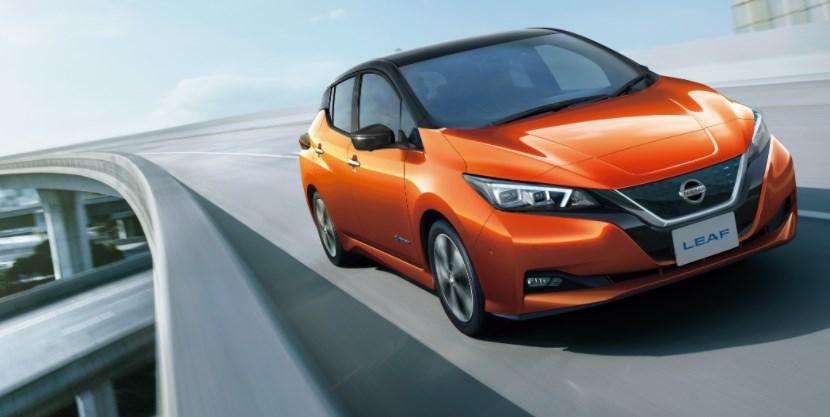 Nissan Leaf научили «петь»
