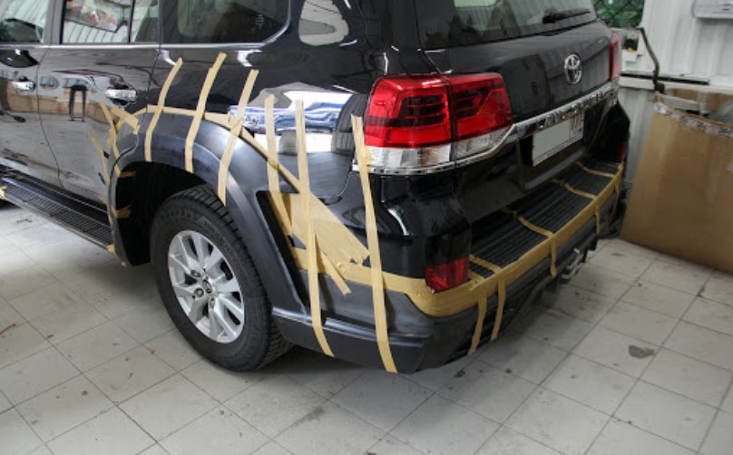 Кузовной ремонт: традиционно выполняемые работы