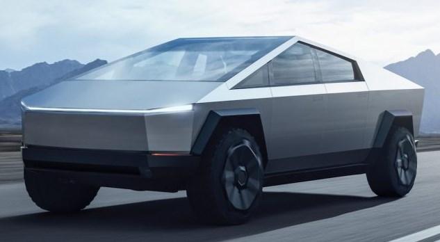 Cybercar: младший брат пикапа Tesla