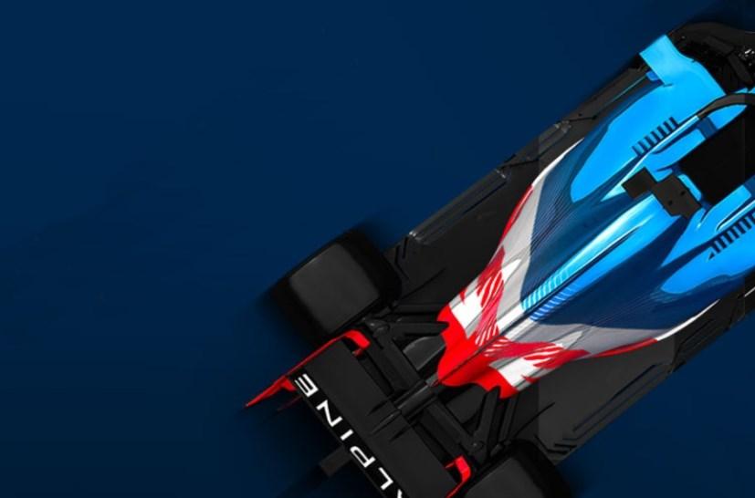 Команду Renault в Формуле-1 переименуют в Alpine