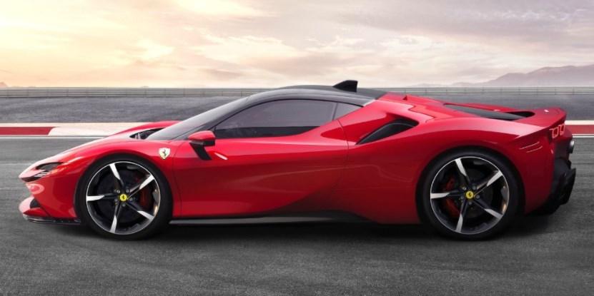 Ferrari снова отложила выпуск электрокара