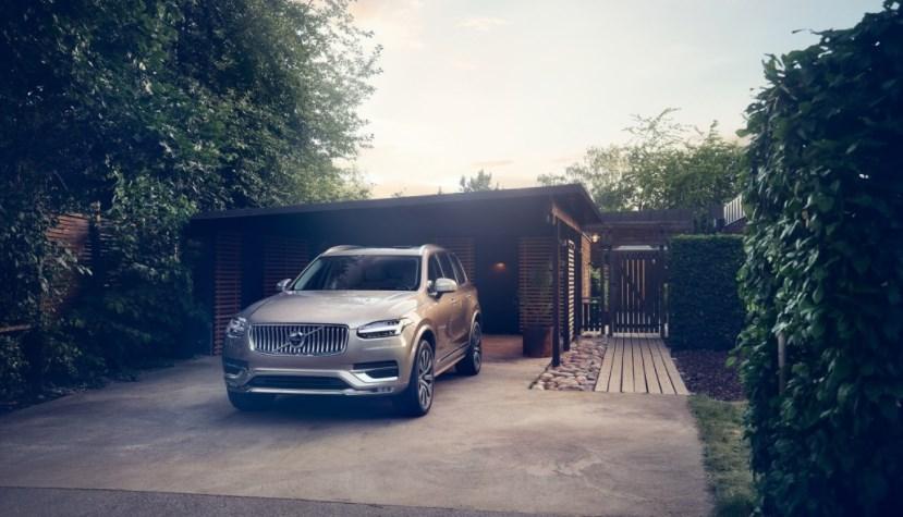 Volvo привезет в Украину автомобили с усиленной системой очистки воздуха