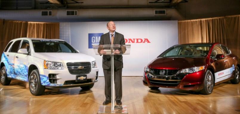 Honda и General Motors планируют создание нового альянса