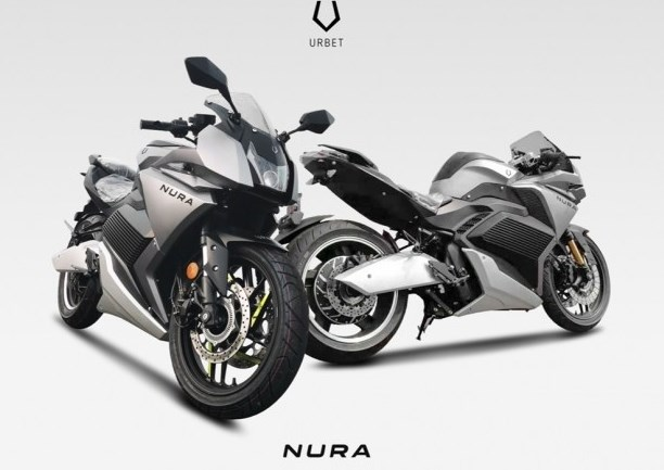Электроцикл Urbet Nura