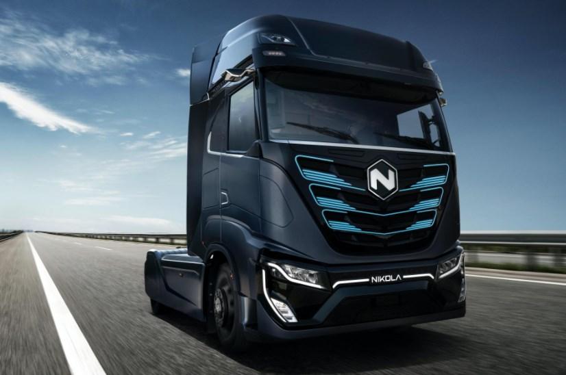Компания Nikola представила электрический грузовик для европейского рынка