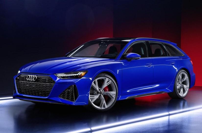 Audi анонсировала особый универсал RS 6 Avant