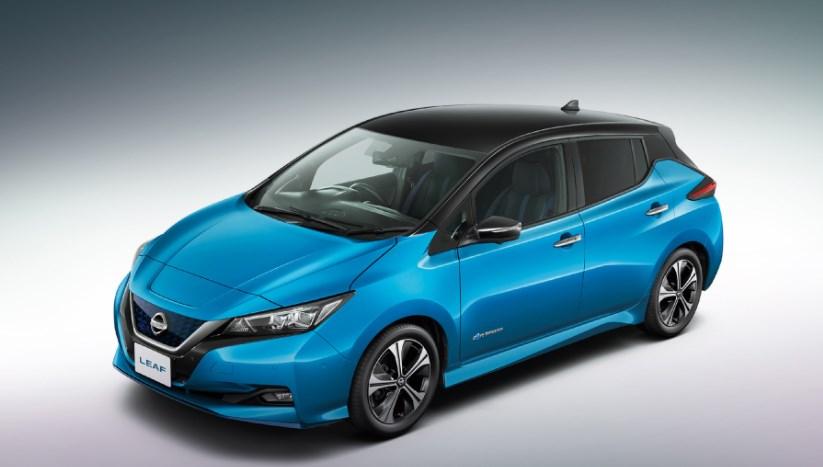 Nissan продал 500-тысячный Leaf