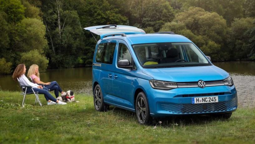 Volkswagen представил преемника Caddy Beach