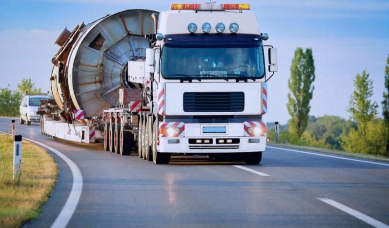 Транспортные перевозки негабаритных грузов