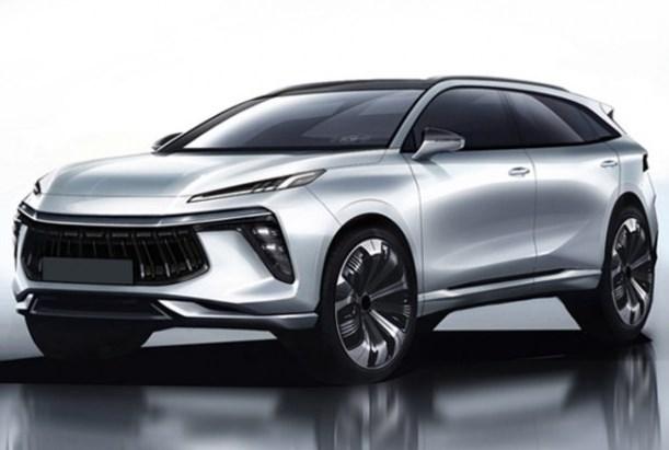 Dongfeng готовит новое «купе»